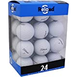 Titleist Pro V1 Near Mint Condition Golf Balls, White (24 Pack)