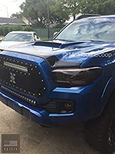 Amazon.com: 1980-2018 Hood Scoop for Toyota Tacoma by ...