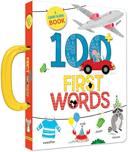 100 First Words: A Carry Along Book