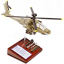 Mastercraft Collection Planes and Weapons Series Boeing AH-64D LONGBOW APACHE Model Scale:1/57