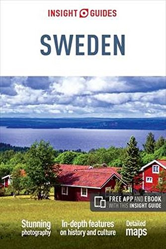 Insight Guides Sweden Paperback – July 1, 2016 178005534X Europe - General Europe - Scandinavia (Finland Norway