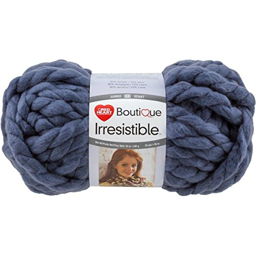 Red Heart Yarn Red Heart Irresistible Yarn Denim,