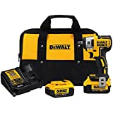 DEWALT DCF890M2 20V MAX XR 3/8'' Compact Impact Wrench Kit
