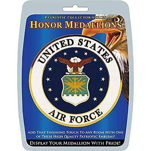 United State Air Force, Patriotic Collector Series Premium Quality Honour Medallions - 4