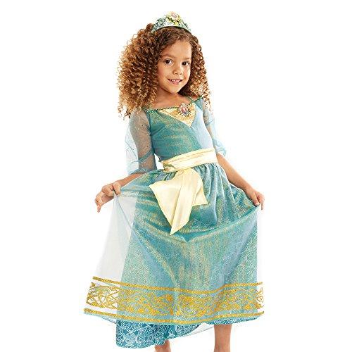Disney Princess Friendship Adventures Merida Dress (Real Disney Princess Costumes)
