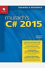 Murach's C# 2015 Paperback