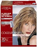 L'Oreal Couleur Experte Express Hair Color & Highlights - #7 Dark Blonde/Biscotti (Pack of 3)