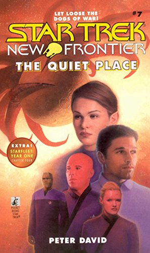 The Quiet Place (Star Trek: The Next Generation Book 7)