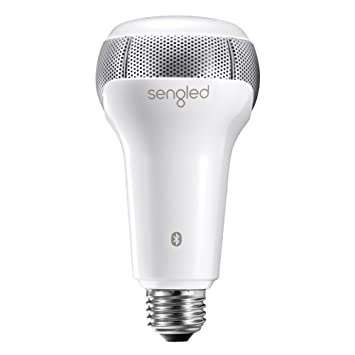 Sengled Solo Dimmable LED Bulb with Built-In Dual Channel JBL Speakers App Controlled  sc 1 st  Amazon.com & Sengled Solo Dimmable LED Bulb with Built-In Dual Channel JBL ... azcodes.com