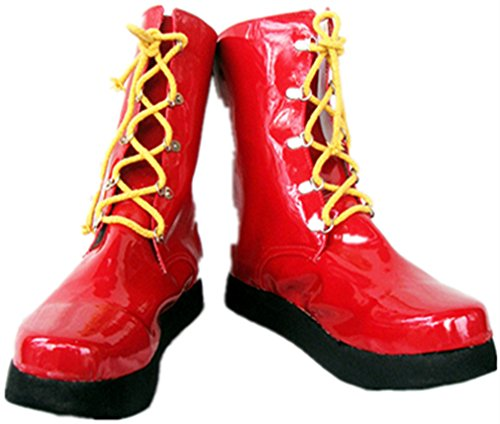 Ronald McDonald cosplay costume Boots Boot Shoes Shoe