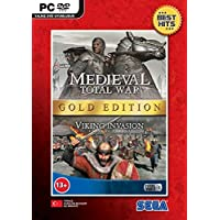 Pc Medieval Total War Gold Edition - SEGA