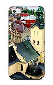 For Iphone 5c Protector Case Tilt Shift Phone Cover