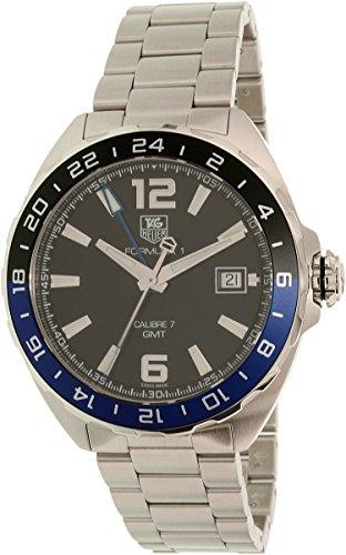 Tag Heuer Men's Formula One WAZ211A.BA0875 Silver Stainless-Steel Swiss Quartz Watch