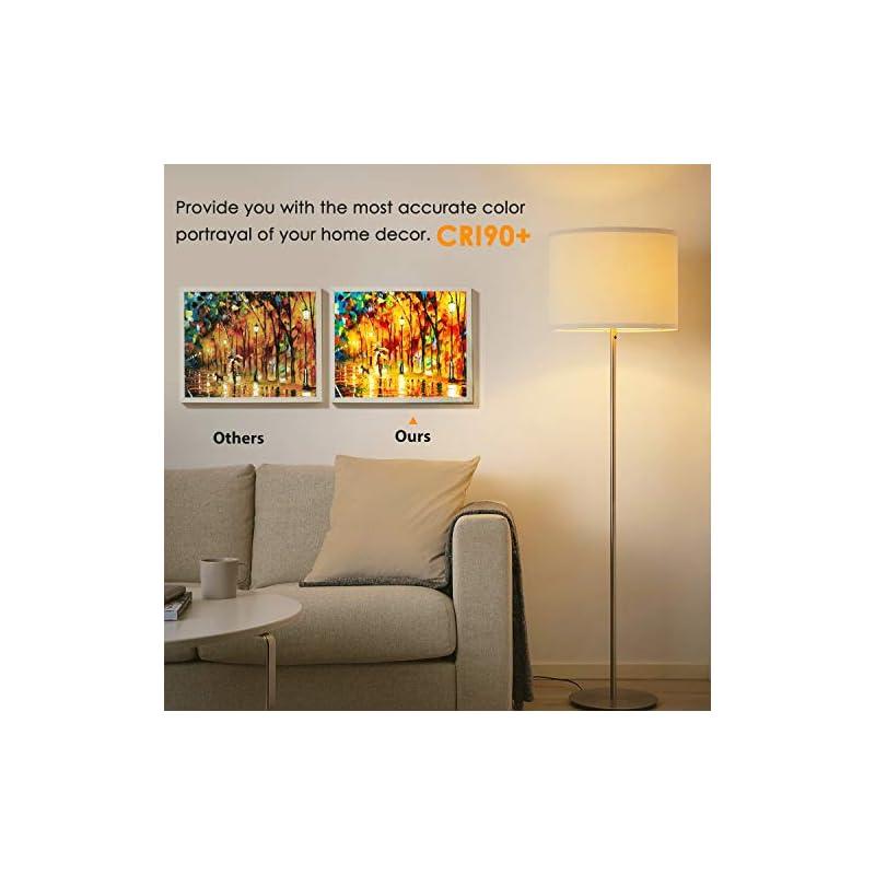 12Packs Vintage LED Edison Bulbs, 60W Equivalent 7W, 800Lumens, Dimmable ST64 Antique LED Filament, Soft Warm White…
