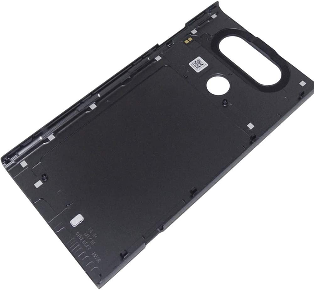 OmniRepairs Rear Back Plastic Battery Door Cover Replacement Compatible for LG V20 Titan Gray Model H910, H915, H990, LS997, US996, VS995, F800L