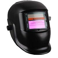 Casco De La Soldadura del Soldador Máscara con Energía Solar Oscurecimiento Automático Hood para Mig TIG Arco
