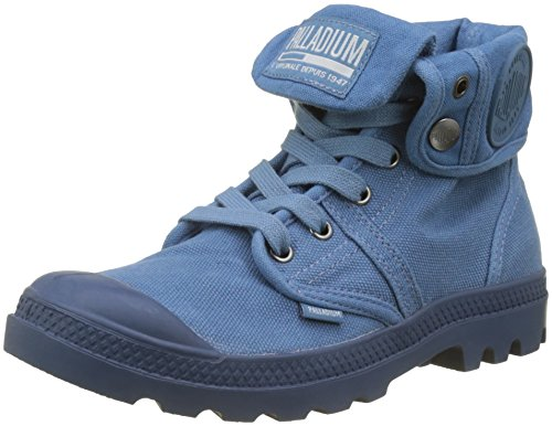 Bl K80 Altas capitain Azul Baggy Mujer Pallabrousse Palladium Zapatillas capitain Para Blue qPvw0t