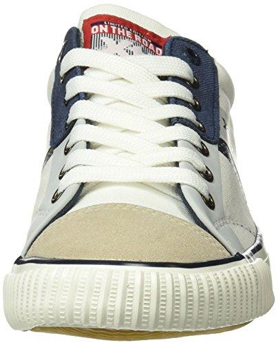 XTI 046451, Zapatillas para Hombre Blanco (White)