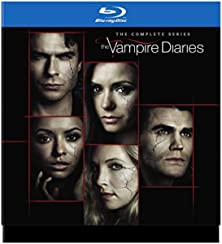 The Vampire Diaries: The Complete Series 1-8 [Blu-ray]