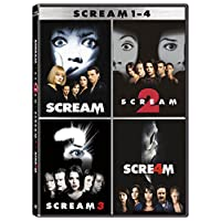 Deals on Scream Collection 1-4 Digital HDX Movies