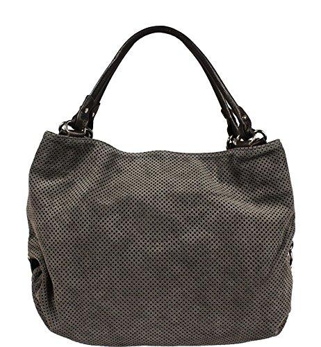 Neue Hand Tasche , Sac pour femme à porter à l'épaule gris gris 1
