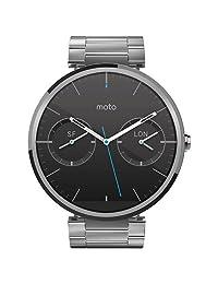 Motorola Moto 360 Light Metal Smart Watch