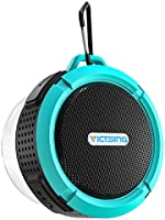 VicTsing SoundHot C6 Portable Bluetooth Speaker, Waterproof Bluetooth Speaker with 6H Playtime, Lound HD Sound, Shower...