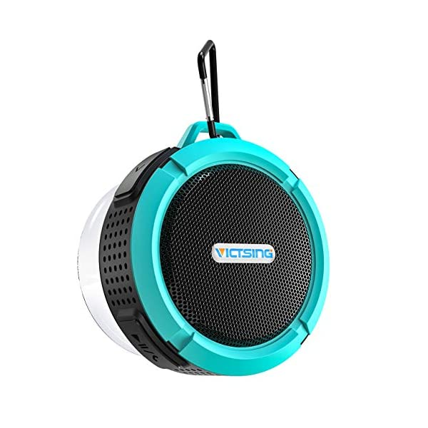 VicTsing SoundHot C6 Suction Cup Portable Bluetooth Speaker