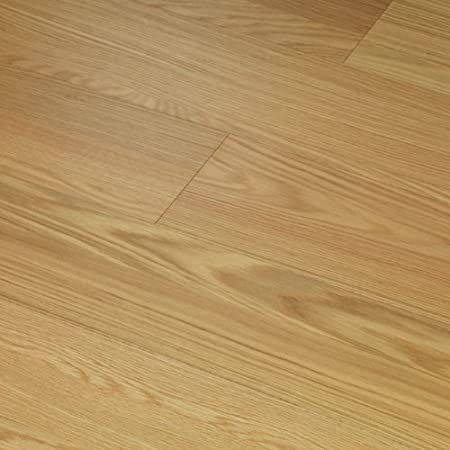 Par Ky Pro Natural Oak Real Wood Laminate Flooring Amazon