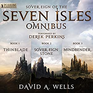 The Sovereign of the Seven Isles Omnibus Audiobook