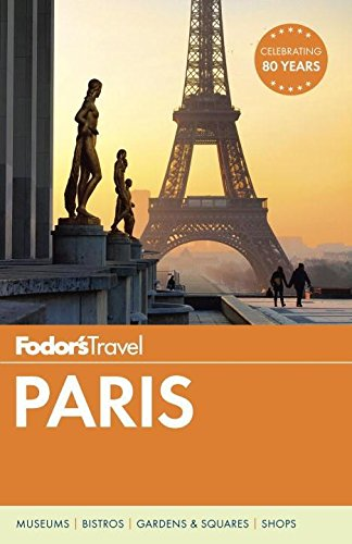 Fodors Paris Full color Travel Guide product image