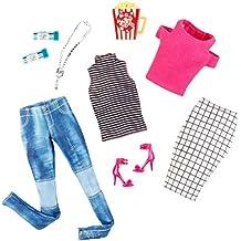 Barbie Fashion Complete Look 2-Pack, Movie Set