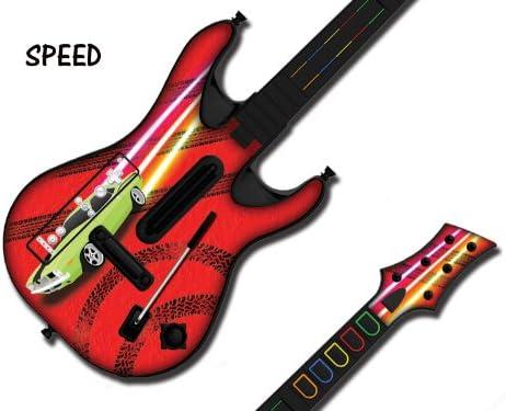 247Skins - Skin para guitarra de Guitar Hero 4 World Tour para Wii ...