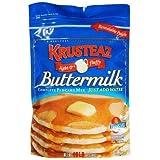 Krusteaz Buttermilk Complete Pancake Mix Just Add Water 4.52kg Reusable Pouch