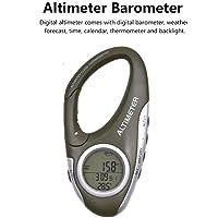 Altimètre NEUF thermomètre.. Signal Miroir Sun navigat /'R 6 boussole Baromètre
