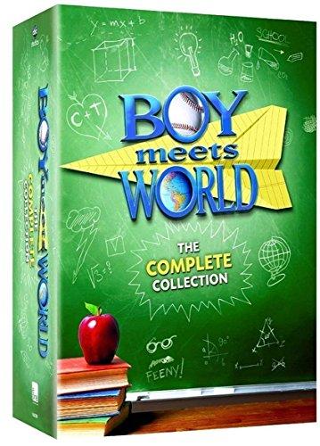 Boy Meets World: The Complete Series Seasons 1-7 DVD Box Set