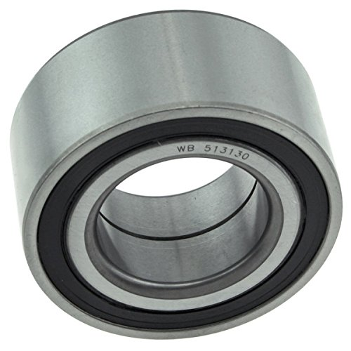 WJB WB513130 - Rear Wheel Bearing - Cross Reference: National 513130/ Timken 513130/ SKF Grw219, 1 Pack