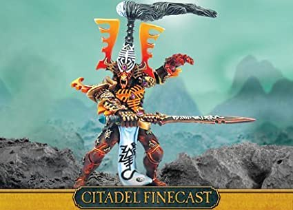 Amazon com: Eldar Avatar of Khaine by Games Workshop: Toys