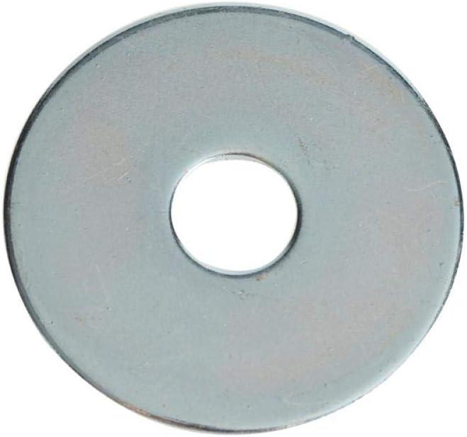 ForgePack mit 6 St/ück Forgefix flache Reparatur-Unterlegscheiben ZP M10 x 40 mm