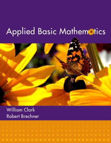 Applied Basic Mathematics Value Pack (includes MyMathLab/MyStatLab Student Access Kit  & Student's Solutions Manual