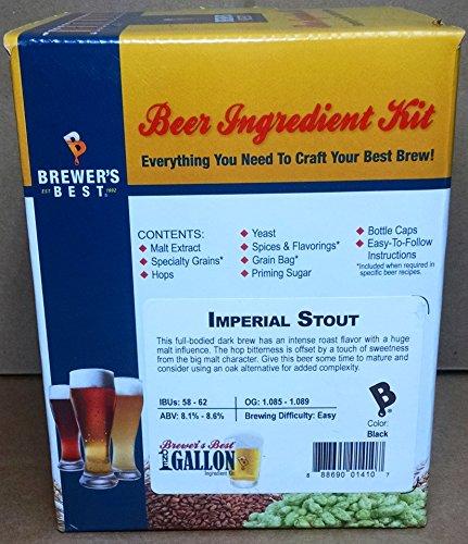 beer brewing kit imperial - 1