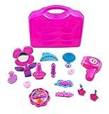 Fajiabao Makeup Case Make up Set Cosmetic Box Kit