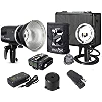 Godox AD600BM Nikon Kit Including X1T-N Transmitter, AD-H600B Mount, AD-R6 Reflector, PB-600 Bag 1/8000s Non-TTL Manual 600W Outdoor Flash Light Bowens Mount for Nikon