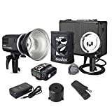 Godox AD600BM Canon Kit {Including X1T-C Transmitter, AD-H600B Mount, AD-R6 Reflector, PB-600 Bag} 1/8000s Non-TTL Manual 600W Outdoor Flash Light Bowens Mount for Canon