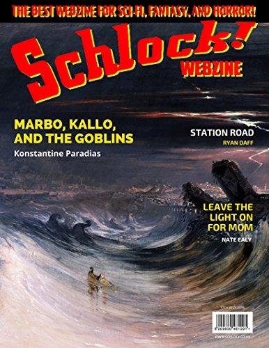 Schlock! Webzine Vol. 10, Issue 2