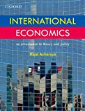 International Economics : An Introduction to Theory and Policy, Acharyya, Rajat, 0198079761