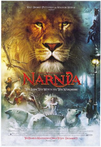 Chronicles of Narnia: The Lion, the Witch and the Wardrobe - 2005 - 27 x 40 Movie Poster - Style A