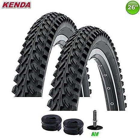 2 X Kenda Neumático de la Bicicleta K-898 Funda de Moto Cubierta ...