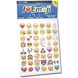 Emoji Stickers- 19 Sheets