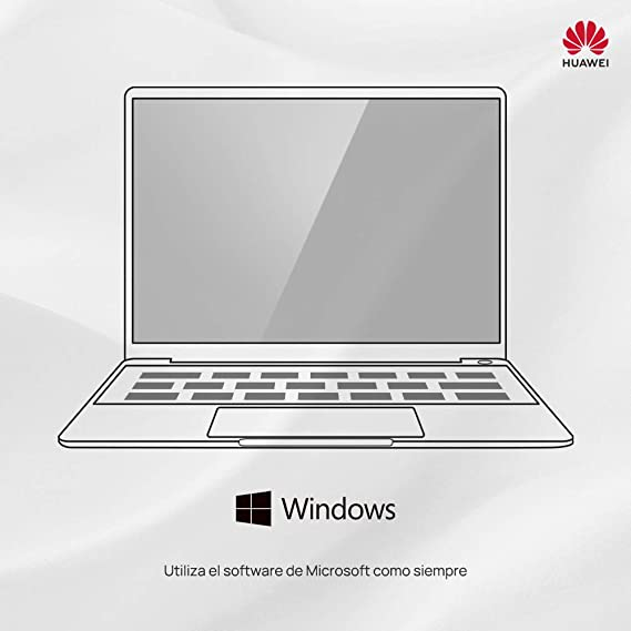 Huawei Matebook X - Ordenador portátil ultrafino 13.3